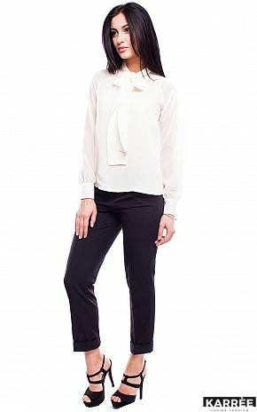 Блуза Аликанте, Молоко - фото 1