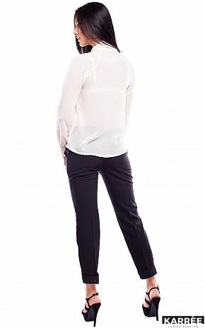 Блуза Аликанте, Молоко - фото 3