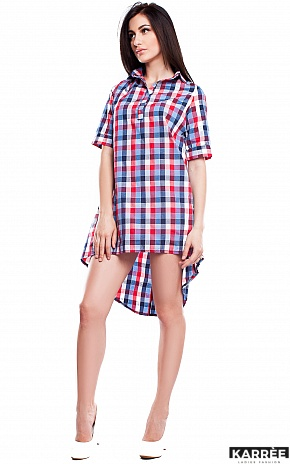 Платье Сакраменто, Голубой - фото 1