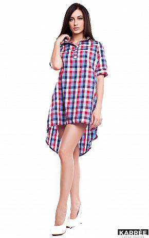 Платье Сакраменто, Голубой - фото 2