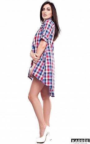 Платье Сакраменто, Голубой - фото 3