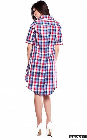 Платье Сакраменто, Голубой - фото 4