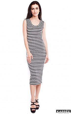 Платье Остин, Комбинированный - фото 1