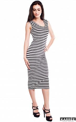 Платье Остин, Комбинированный - фото 2
