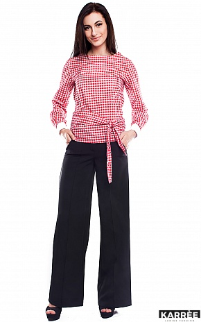 Рубашка Даллас, Красный - фото 1