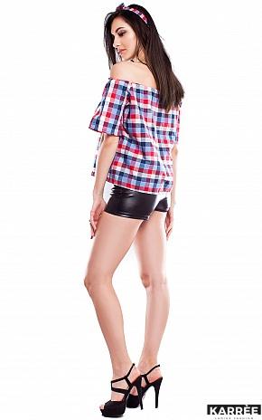 Блуза Джерси, Красный - фото 3