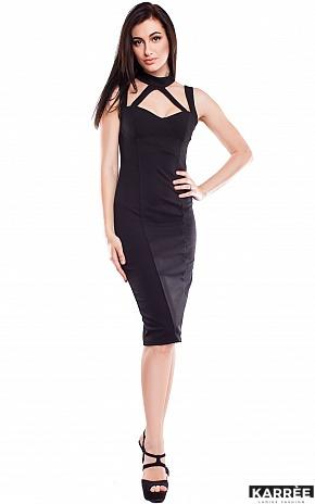Платье Мемфис, Черный - фото 1