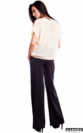 Блуза Линкольн, Бежевый - фото 3