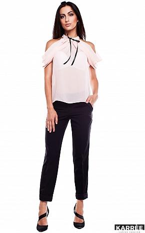 Блуза Бомонт, Персик - фото 1