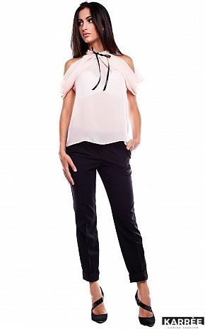 Блуза Бомонт, Персик - фото 2