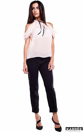 Блуза Бомонт, Персик - фото 3