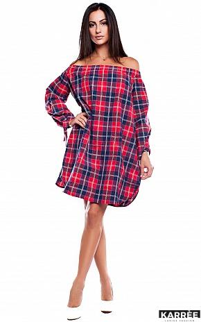 Платье Манчестер, Красный - фото 2