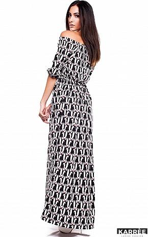Платье Мобил, Комбинированный - фото 4
