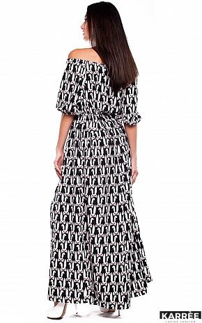 Платье Мобил, Комбинированный - фото 5