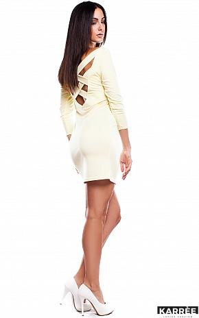 Платье Провиденс, Желтый - фото 2