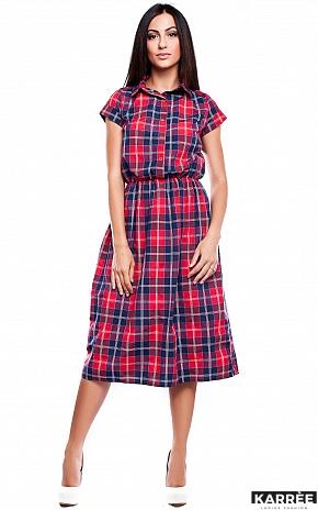 Платье Топика, Красный - фото 1