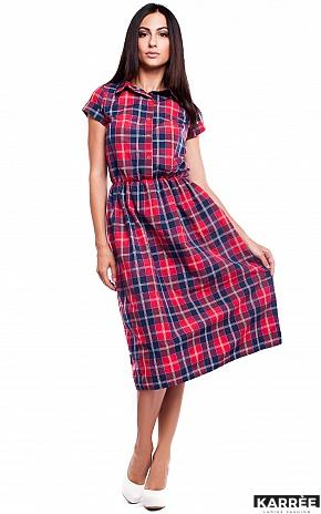 Платье Топика, Красный - фото 2