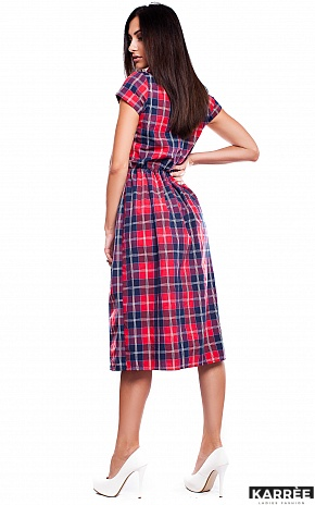 Платье Топика, Красный - фото 5